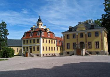 Beethovenhaus und Bachhaus des Schloss Belvedere