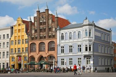 Alter Markt, Stralsund