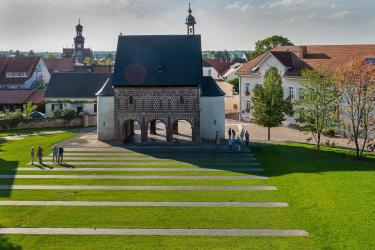 Karolingische Königshalle des Kloster Lorsch