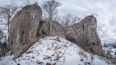 Die archäologische Fundstelle Geißenklösterle im Achtal
